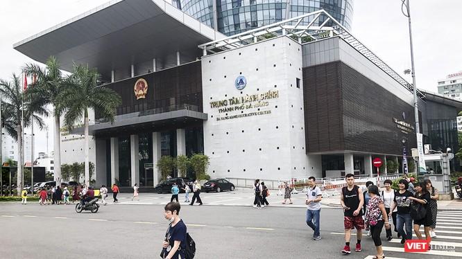Trụ sở Trung tâm hành chính TP Đà Nẵng