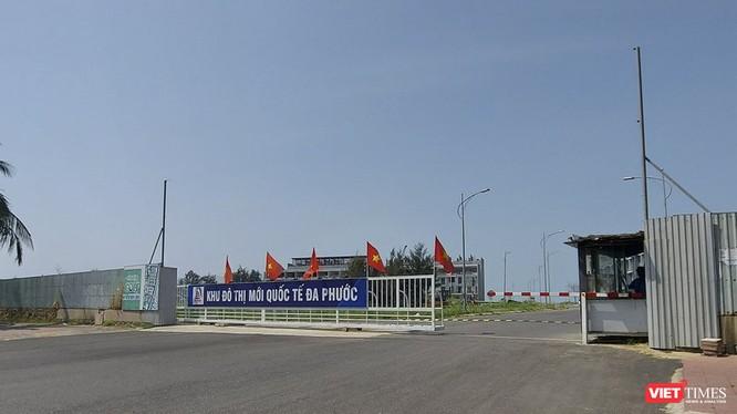 """Khu đô thị mới quốc tế Đa Phước liên quan đến vụ án """"Vũ nhôm"""""""