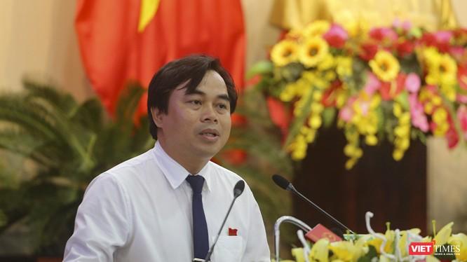 Ông Tô Văn Hùng - Giám đốc Sở TN&MT Đà Nẵng
