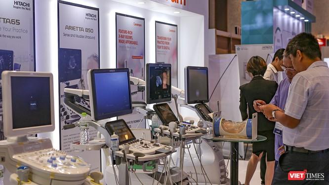 Dịch vụ siêu âm kỹ thuật cao đang được phổ cập trong chăm sóc sức khỏe người dân