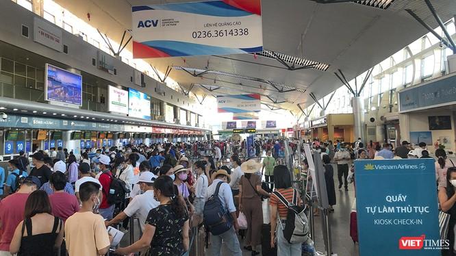 Sân bay Đà Nẵng sẽ đón các chuyến bay đến/đi từ 0h ngày 7/9, nhưng phải đảm bảo an toàn về phòng, chống dịch COVID-19