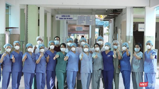 Các bác sĩ ở Đà Nẵng sẵn sàng lên đường chi viện cho các tỉnh bạn để chống dịch COVID-19