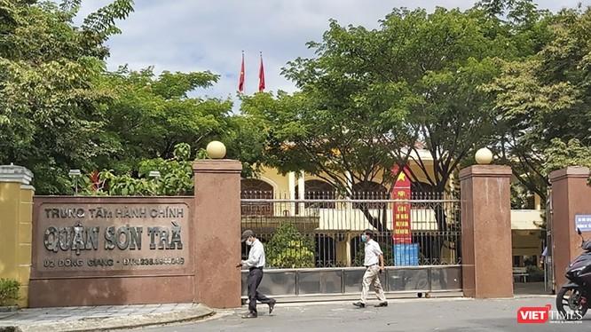 Trụ sở UBND quận Sơn Trà (Đà Nẵng)