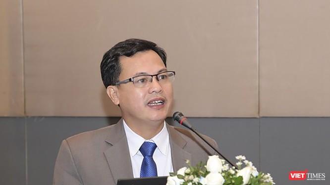 Ông Trần Ngọc Thạch - Phó Giám đốc Sở TT&TT TP Đà Nẵng.