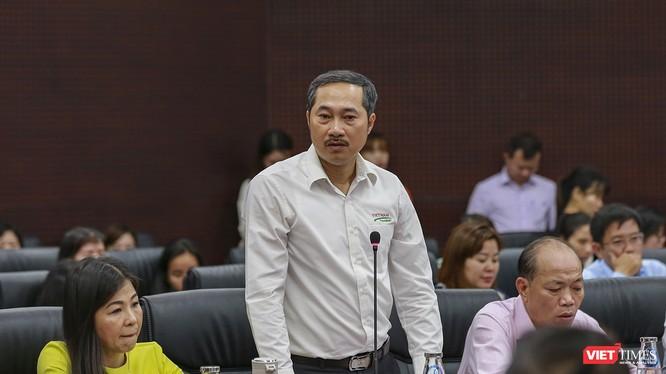 Ông Cao Trí Dũng - Chủ tịch Hiệp hội Du lịch TP Đà Nẵng