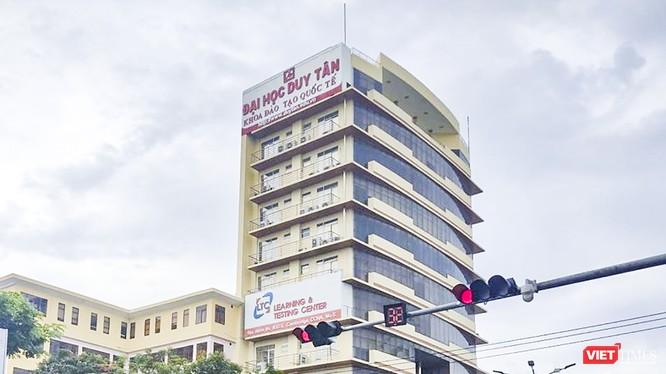 Trường ĐH Duy Tân tại Đà Nẵng