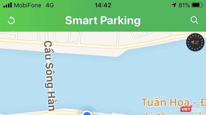 Ứng dụng thu phí đậu đỗ xe Smart Parking trên địa bàn TP Đà Nẵng dừng hoạt động để thí điểm My Parking từ ngày 1/10.