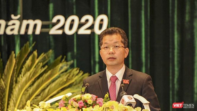 Ông Nguyễn Văn Quảng - Bí thư Thành uỷ Đà Nẵng khoá XXII