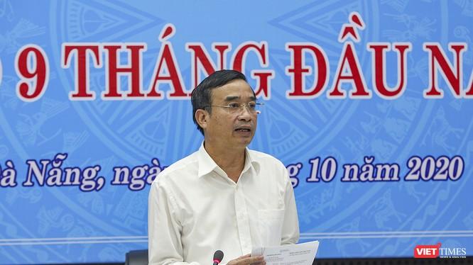Ông Lê Trung Chinh - Phó Chủ tịch UBND TP Đà Nẵng