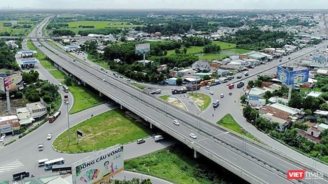 Một góc đô thị Tây Ninh ngày nay