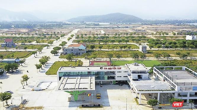 Một góc đô thị khu vực Tây Bắc TP Đà Nẵng