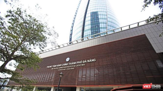 Trung tâm hành chính tập trung TP Đà Nẵng