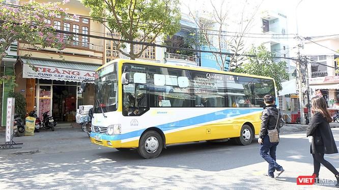 Xe buýt công cộng tại Đà Nẵng