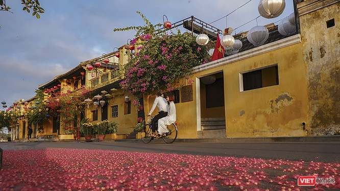 Một góc phố cổ Hội An (Quảng Nam)