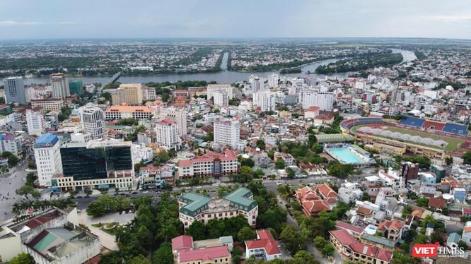 Một góc đô thị TP Huế
