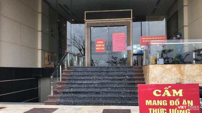 Một khách sạn được chọn làm nơi cách ly có thu phí đối với người từ vùng dịch COVID-19 về Đà Nẵng