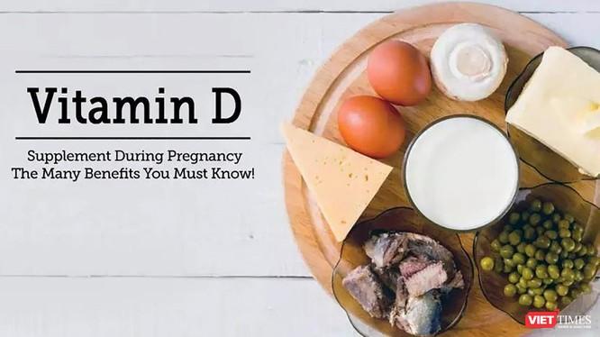 Vitamin D được sử dụng trong điều trị COVID -19 (ảnh: dinhduongvietduc)