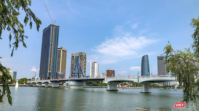 Một góc đô thị Đà Nẵng