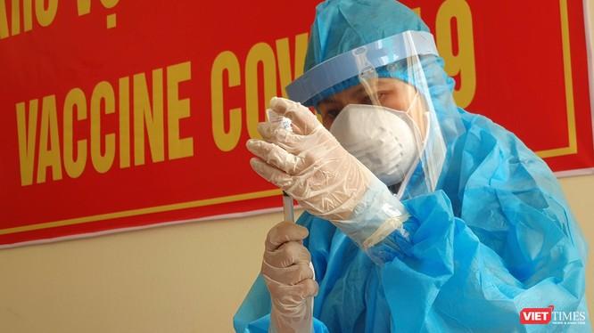 Đà Nẵng triển khai tiêm vaccine COVID-19 đối với các đối tượng có nguy cơ cao