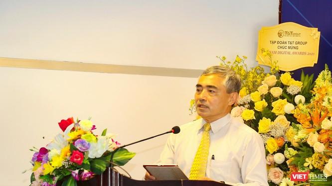 Ông Nguyễn Minh Hồng - Chủ tịch Hội Truyền thông số Việt Nam