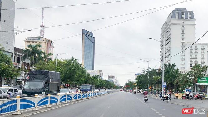 Một góc đường phố Huế