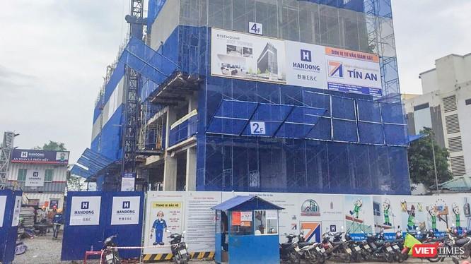 Công trình Toà nhà Văn phòng làm việc – The Summit Building trên đường Nguyễn Văn Linh (TP Đà Nẵng)
