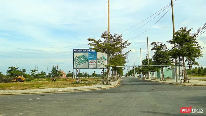 Một góc khu đô thị Điện Nam - Điện Ngọc, tỉnh Quảng Nam