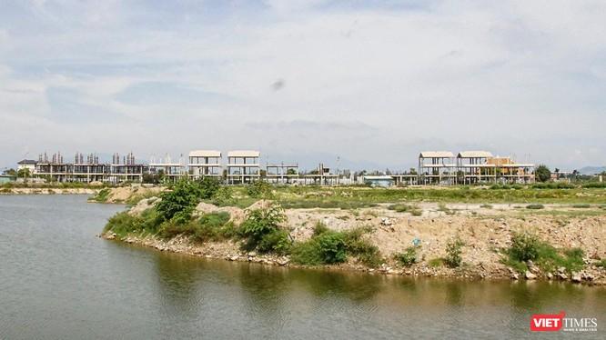 Một góc Khu đô thị mới Điện Nam - Điện Ngọc, Quảng Nam