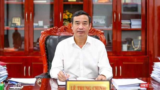 Ông Lê Trung Chinh – Chủ tịch UBND TP Đà Nẵng