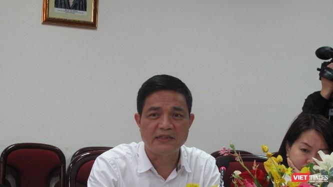 Ông Nguyễn Thanh Phong, Cục trưởng Cục ATTP.