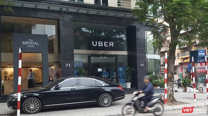 Uber sẽ chính thức rời Việt Nam từ ngày 8/4. VietTimes.