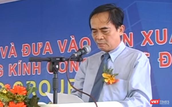 Ông Đoàn Ánh Sáng, Phó Tổng Giám đốc BIDV