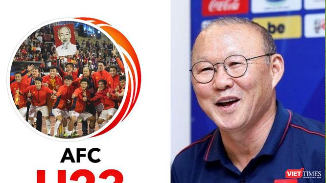 Năm 2019, U23 Việt Nam bất bại. Ảnh AT