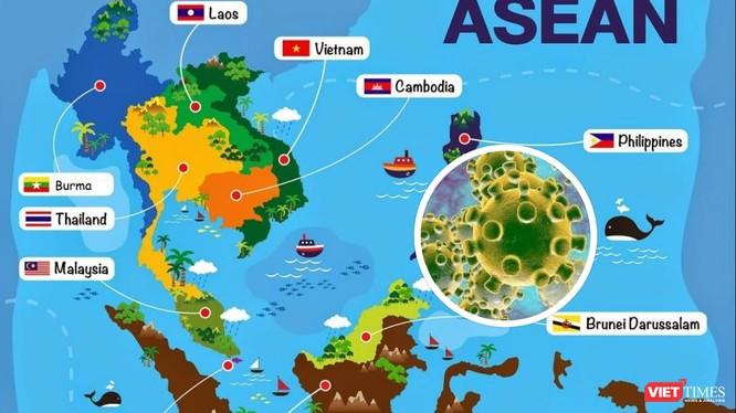 Sau Thái Lan, Malaysia, Việt Nam, Lào và Philippines, mới đây Indonesia là quốc gia phải tuyên bố hoãn lịch thi đấu giải bóng đá vô địch quốc gia. Ảnh AT