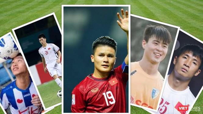 Quang Hải là cầu thủ ông Park sử dụng nhiều nhất. (ảnh VietTimes)