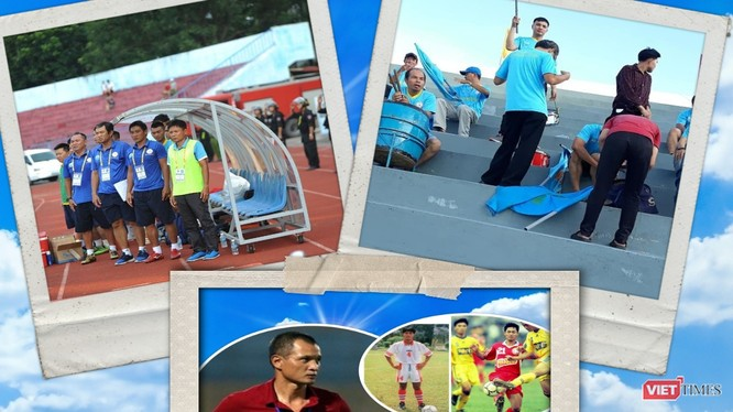 """S.Khánh Hòa và SLNA vào """"Top 10 CLB dùng ít cầu thủ nhất"""" 5 mùa giải vừa qua. Ảnh VT"""