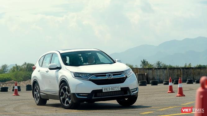 Honda Việt Nam cho biết dù bị gỉ sét nhưng chiếc xe vẫn có khả năng vận hành một cách an toàn, không cần khắc phục.