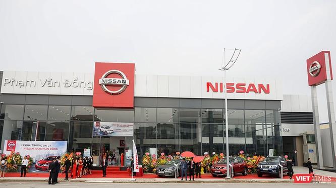 Nissan Phạm Văn Đồng trở thành đại lý ô tô thứ 19 của Nissan Việt Nam trên cả nước.