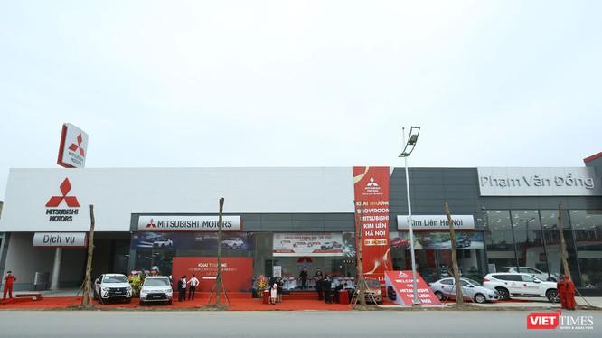 Mitsubishi Kim Liên Hà Nội là đại lý Mitsubishi đầu tiên được Kim Liên Group đầu tư ở khu vực phía Bắc