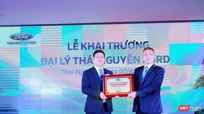 Ford Thái Nguyên chính thức trở thành đại lý ủy quyền thứ 37 của Ford Việt Nam