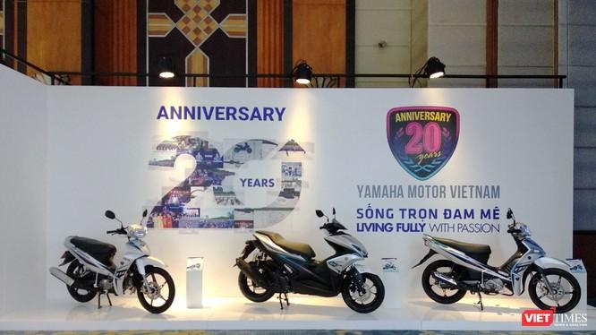 """Yamaha Motor Việt Nam vẫn sẽ tiếp tục theo đuổi triết lý Kando """"Rung động trái tim khách hàng"""" làm kim chỉ nam."""