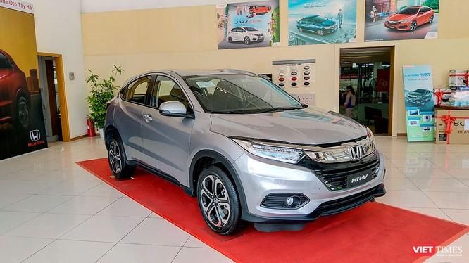 """Sau tháng thứ 2 bán ra thị trường, những hoài nghi về độ """"hot"""" của Honda HR-V đã được làm sáng tỏ. (Ảnh: Ngô Minh)"""