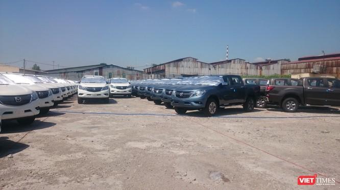 Ngoài Ford Ranger, Mazda BT-50 cũng là một trong số những xe được khách hàng đánh giá cao.