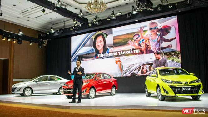 Toyota Vios & Yaris thế hệ mới 2018 sẽ chính thức có mặt tại toàn bộ hệ thống đại lý của Toyota trên toàn quốc kể từ ngày 01/08/2018.