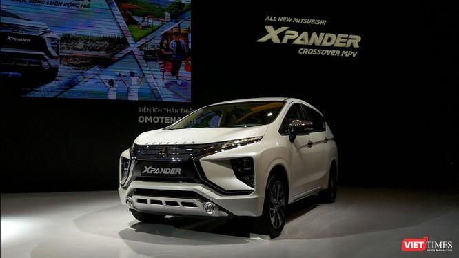 So với giá dự tính ban đầu, phiên bản số tự động của Mitsubishi Xpander đã giảm 30 triệu, còn 620 triệu đồng. (Ảnh: Ngô Minh)