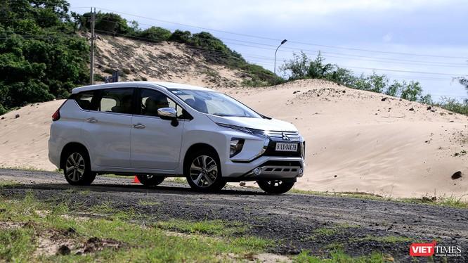 Mitsubishi Xpander là một chiếc Crossover MPV chứ không phải là một chiếc MPV 7 chỗ đơn thuần.