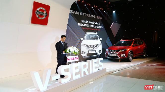 Khách hàng mua X-Trail V-Series vẫn được hưởng các ưu đãi mà Nissan Việt Nam đưa ra trong tháng 9/2018. (Ảnh: Ngô Minh)