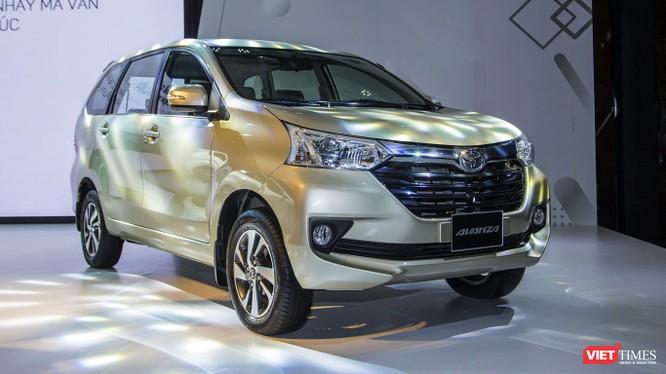 Toyota Avanza được bán tại thị trường Việt Nam dưới 2 phiên bản 1.3 MT (537 triệu đồng) và 1.5 AT (593 triệu đồng). (Ảnh: Ngô Minh)
