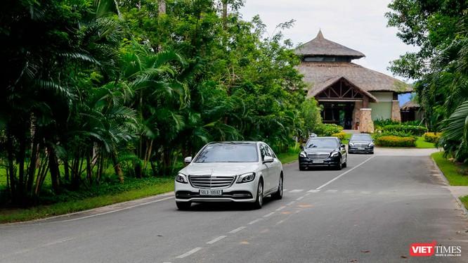 Mercedes-Benz S-Class hiện chiếm 80% thị phần sedan hạng sang cỡ lớn tại Việt Nam.