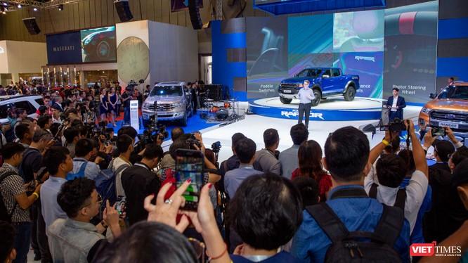 Ford Ranger vẫn chiếm hơn 50% thị phần ở phân khúc xe bán tải và sự xuất hiện của Ranger Raptor sẽ tiếp tục củng cố vị thế của dòng xe này.